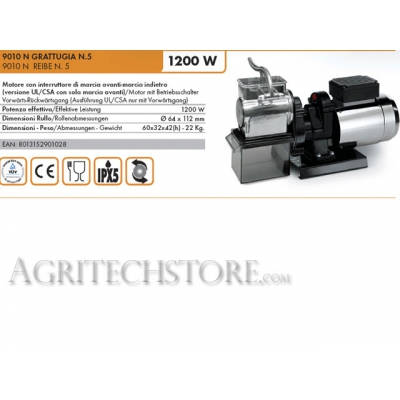 Tarka elektryczna Reber N 5 9010NP