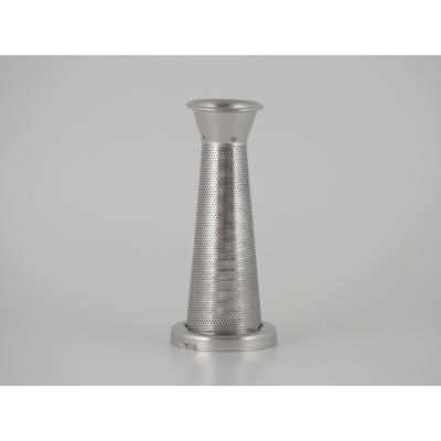 Filtr stożkowy stalowy N3 5503NP Otwory 1,1 ca.