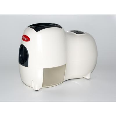 9250 N Elektryczna Tarka FIDO biały / szary