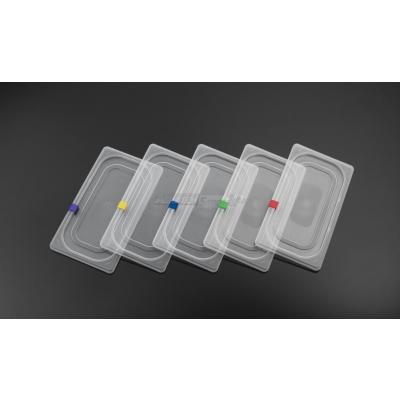 Pokrywka z polipropylenu do pojemnika gastronomicznego 1/2 HACCP Kod. CPP12000