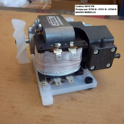 Pompa próżniowa Famyli-De Luxe EUP 18 LT.