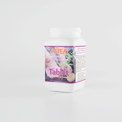 TABLET endomycorrhizal grzyby w woreczku 50 tabletek