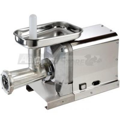 Maszynka do mielenia mięsa elektryczna Reber INOX 10025 22 2000 W Professional