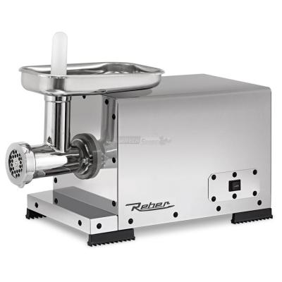 Maszynka do mielenia mięsa elektryczna Reber 12 INOX 10019NBT 600W
