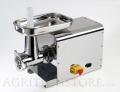 Maszynka do mielenia mięsa elektryczna Reber INOX Miejsce 12 10028 1200 W Professional