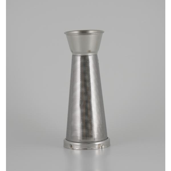 Filtr stożkowy stalowy N5 5303NP Otwory 1,1 ca.