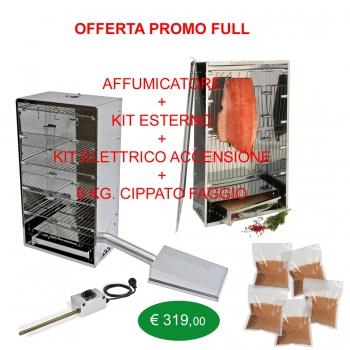 Pełna oferta na zewnątrz Zestaw palaczem, zestawy startowe i 6 Kg.Cippato