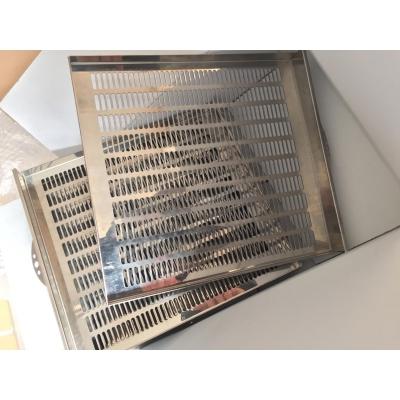 Taca Dehydrator nierdzewna AISI 316 Reber