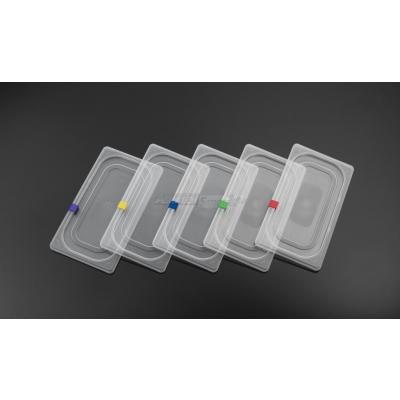 Pokrywka z polipropylenu do pojemnika gastronomicznego 1/3 HACCP Kod. CPP13000