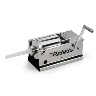 Maszyna pakująca Reber ze stali nierdzewnej z 2 prędkościami 8966 N * 3 kg.